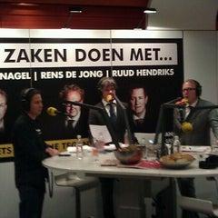 Photo taken at Beatrixgebouw by Jan Gerard S. on 4/18/2012