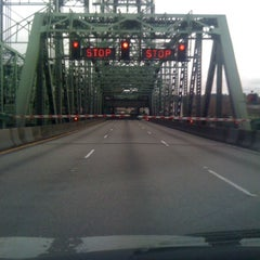 Photo taken at Interstate Bridge by Jordache P. on 4/16/2011