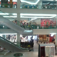 Photo taken at Mega Mall by Chezza M. on 10/10/2011