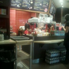 Photo taken at The Saucy Bread Company by Roxanne P. on 12/26/2011