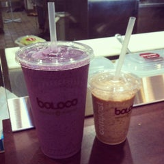 Photo taken at Boloco by Gloria C. on 6/23/2012