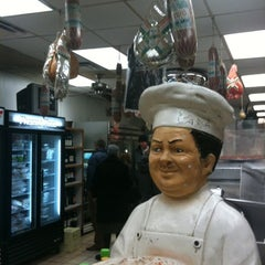 Photo taken at Vace Italian Delicatessen & Homemade Pasta by shaun q. on 2/11/2011