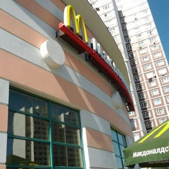 Photo taken at McDonald's by Mikhail A. on 5/4/2012