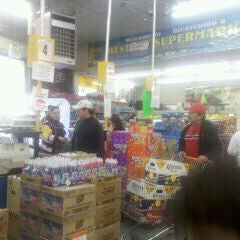 Photo taken at BESTWORLD Supermercado by Kelsey C. on 2/26/2011