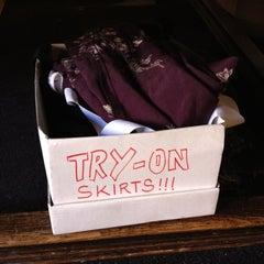 Photo taken at John Fluevog Shoes by Steven B. on 2/19/2012
