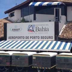Photo taken at Aeroporto de Porto Seguro (BPS) by Pedro B. on 2/17/2012