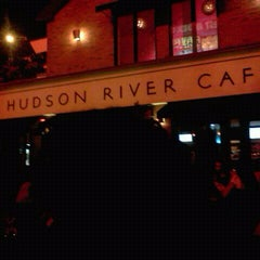 Photo taken at The Hudson River Cafe by Lola S. on 9/11/2011
