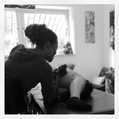 Photo taken at Creative Soul Tattoo Studio by Brentley W. on 11/3/2011