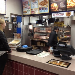 Photo taken at Burger King® by Jay R. on 12/17/2011