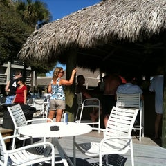 Photo taken at Tiki Hut by Rusty D. on 10/15/2011