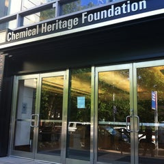 Photo taken at The Chemical Heritage Foundation by DanielleJMe on 6/1/2012