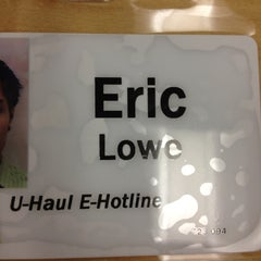 Photo taken at U-Haul International Corporate Headquarters by Eric L. on 4/11/2012