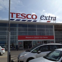 Photo taken at Tesco Extra by Paul D. on 4/14/2012
