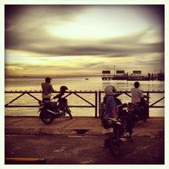 Photo taken at Sri Bintan Pura Ferry Terminal by Little O. on 4/16/2012
