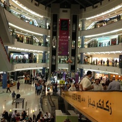 Photo taken at City Mall by Bashar Takrouri A. on 8/31/2012