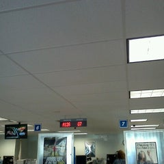 Photo taken at Registry of Motor Vehicles by Junicorn F. M. on 9/11/2012