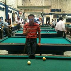 Photo taken at Billares Bahía by Lino C. on 4/12/2012