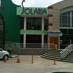Photo taken at Solaria by Unjuk Keriahen G. on 4/10/2012