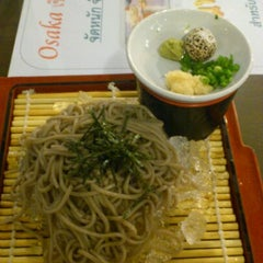 Photo taken at Osaka Healthy Japan Restaurant by Danita T. on 6/19/2012