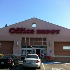 Photo taken at Office Depot by Jaida M. on 8/14/2012
