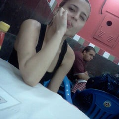 Photo taken at Pizzaria D'Carlos by Roseane S. on 8/1/2012