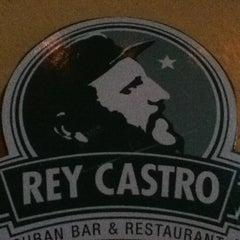 Photo taken at Rey Castro by Fernanda B. on 7/21/2012