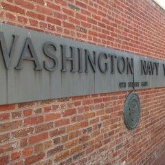 Photo taken at Washington Navy Yard by Harlemknite on 8/13/2012