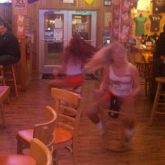 Photo taken at Hooters by Dustin S. on 4/18/2012