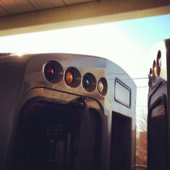 Photo taken at CTA - Kedzie by Will V. on 2/17/2012