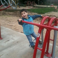Photo taken at Parque Escuela Normal by Cristian M. on 6/17/2012