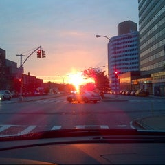 Photo taken at Queens Blvd by Pablo H. on 8/2/2012