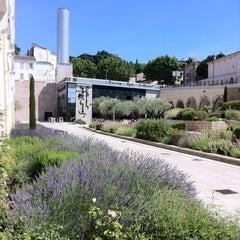 Photo taken at Office de Tourisme by Emmanuelle R. on 7/2/2012