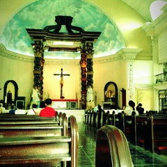 Photo taken at St. Peter's Parish by marxa c. on 5/3/2012