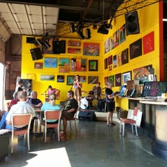 Photo taken at Harriet Brewing by Terrell B. on 9/1/2012