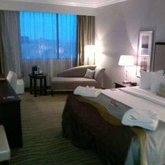 Photo taken at Atlantica Hotel by Steve V. on 5/11/2012