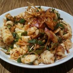 Photo taken at Boon Chu Thai Restaurant by Marina on 3/14/2012
