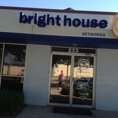 Photo taken at Bright House Networks by Tamara S. on 4/23/2012