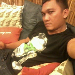 Photo taken at Room 225 Hotel Santika by rEe b. on 5/9/2012