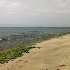 Photo taken at Melia Tortuga Beach by Morena on 5/24/2012