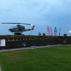 Photo taken at Wall South Veterans Memorial by Lacy L. on 5/27/2012