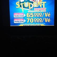 Photo taken at CGV Cinemas CT Plaza by Ayumi D. on 4/6/2012