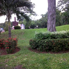 Photo taken at Parque Recreativo y Cultural Omar by 11Ruth C. on 9/3/2012