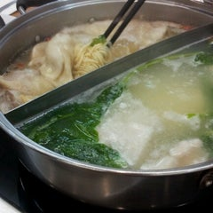 Photo taken at Oceanview Buffet Hot Pot by Ira L. on 8/20/2012