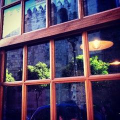 Photo taken at Cruzes Credo Café by Francisco H. on 4/15/2012