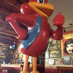 Photo taken at Red Robin Gourmet Burgers by Mandy M. on 6/23/2012