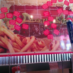 Photo taken at American Roadside Burgers by Christian A. on 7/14/2012