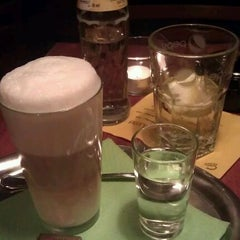Photo taken at Café Evžen by Jakub K. on 11/15/2011
