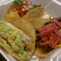 Photo taken at Urban Taco by Jessica M. on 12/28/2011