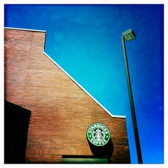 Photo taken at Starbucks by Ryan K. on 5/5/2011