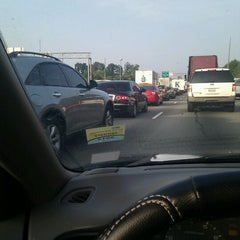 Photo taken at I-85 @ Beaver Ruin by Rachael G. on 8/18/2011